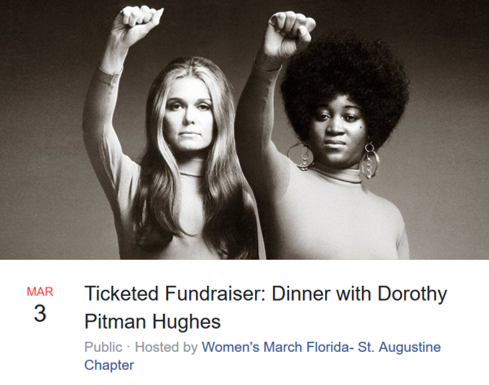Womens March Luncheon