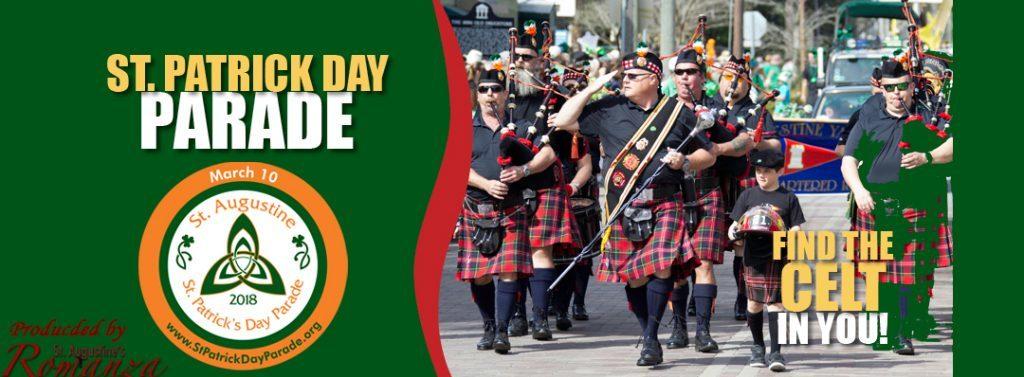 St Augustine Celtic Parade