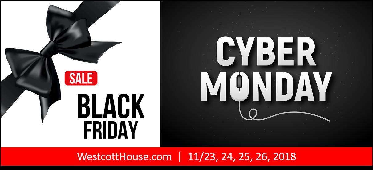 Black Friday Cyber Mondy Ad
