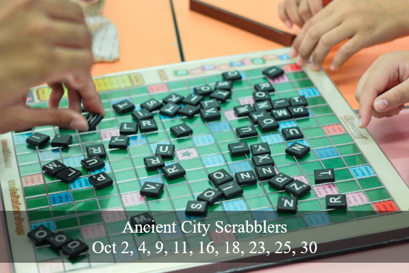Ancient City Scrabblers