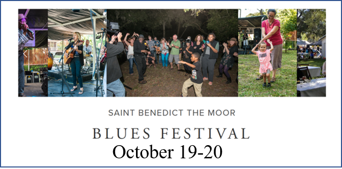 St Aug Blues Festival