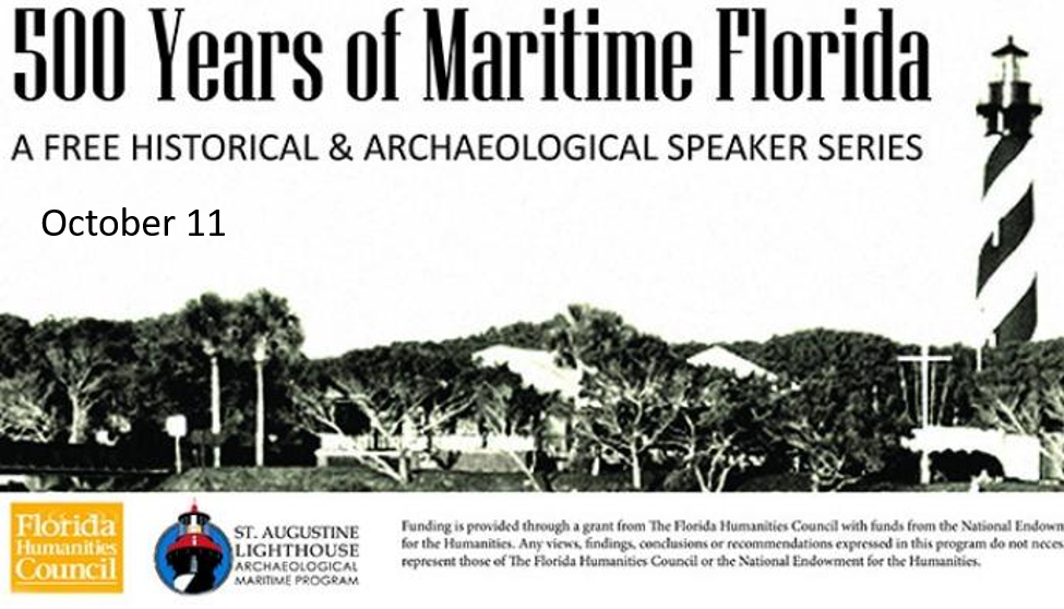 Maritime Lectures at St Aug Lighthouse