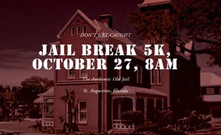 St Augustine Jail Break Marathon