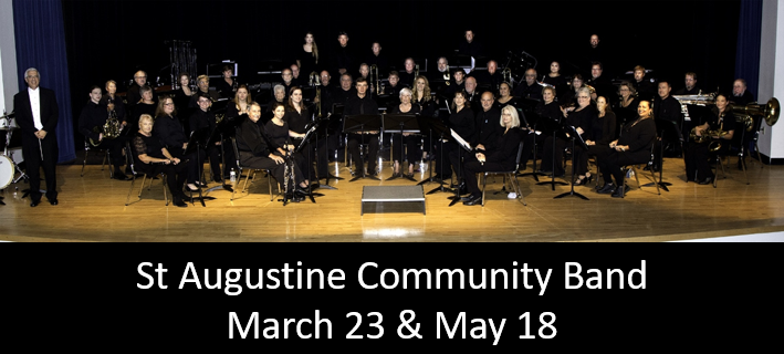 St Aug Community Band
