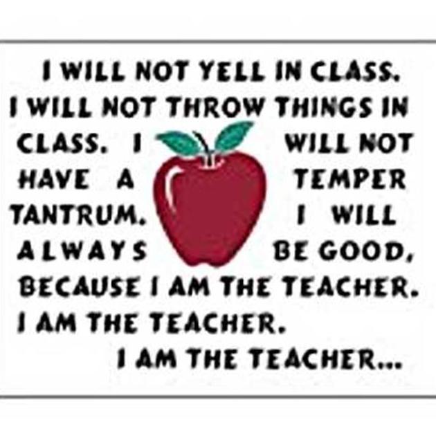 Funny Teacher Meme