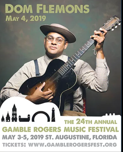 Gamble Rogers Music Festival Lineup
