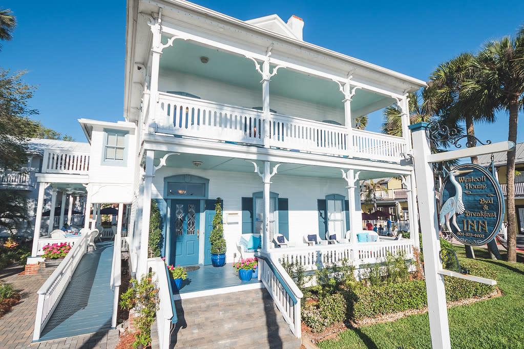 Bayfront Westcott House front