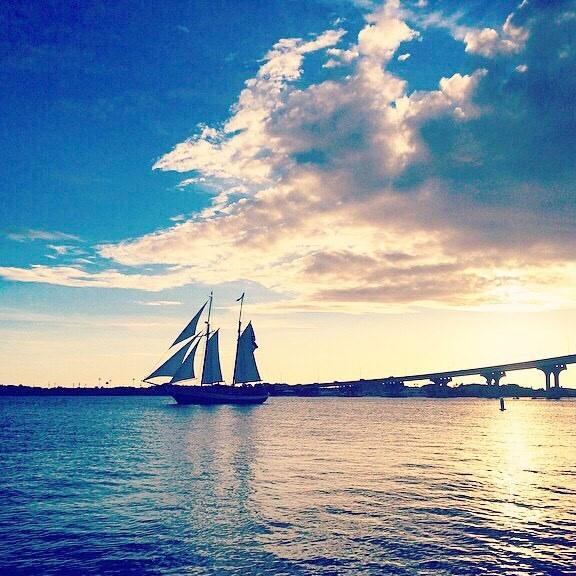 Schooner Freedom in St Augustine FL