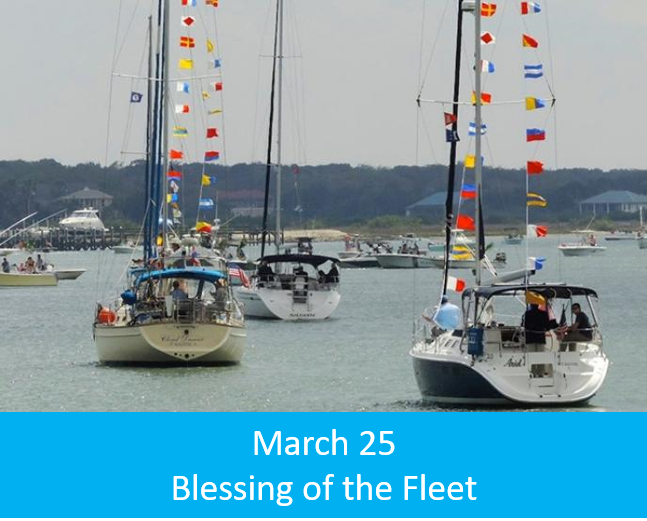 St Augustine Blessing of the Fleet