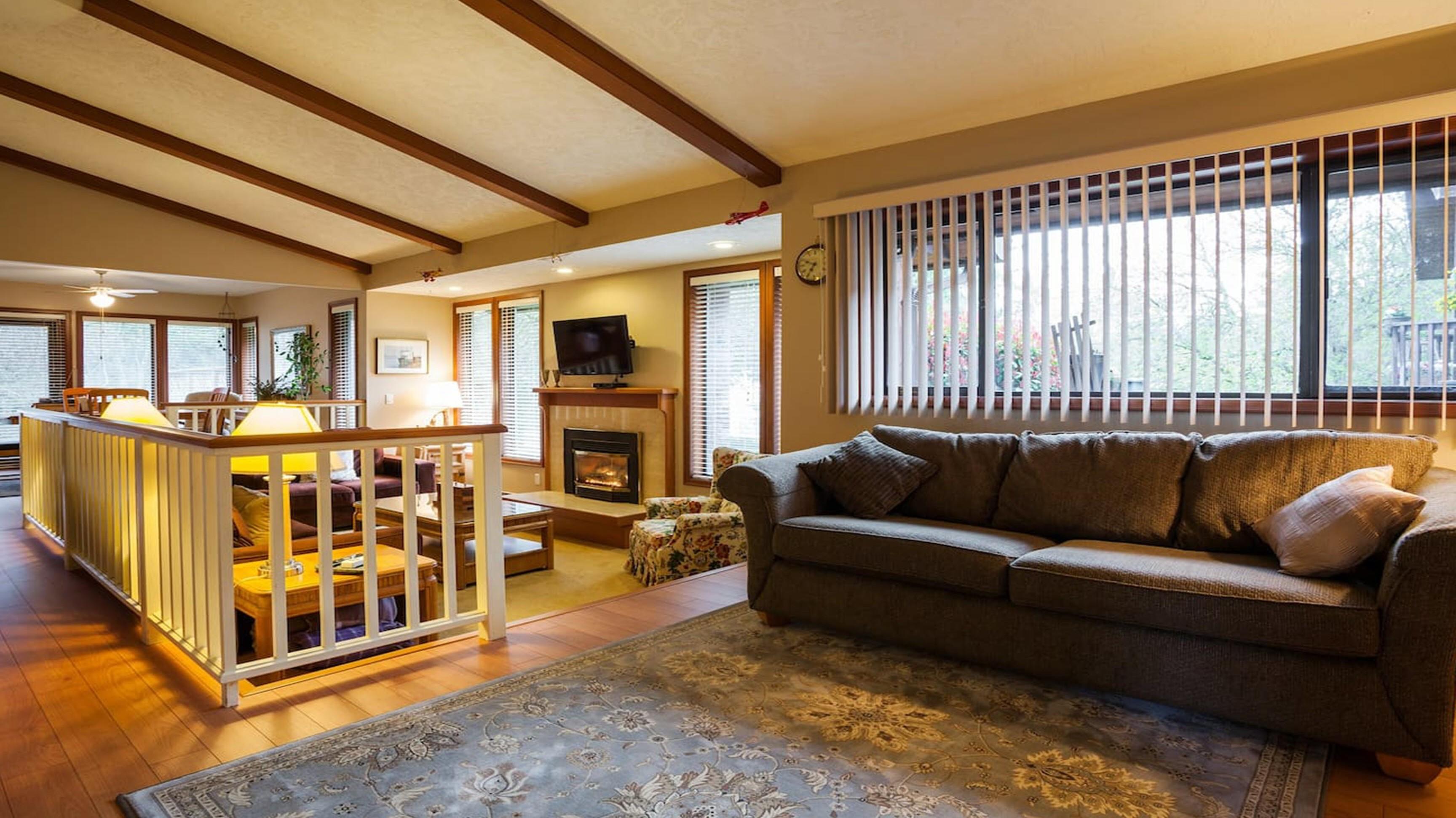 Petie's Cottage Living Room