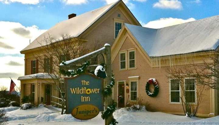 Inn in Winter