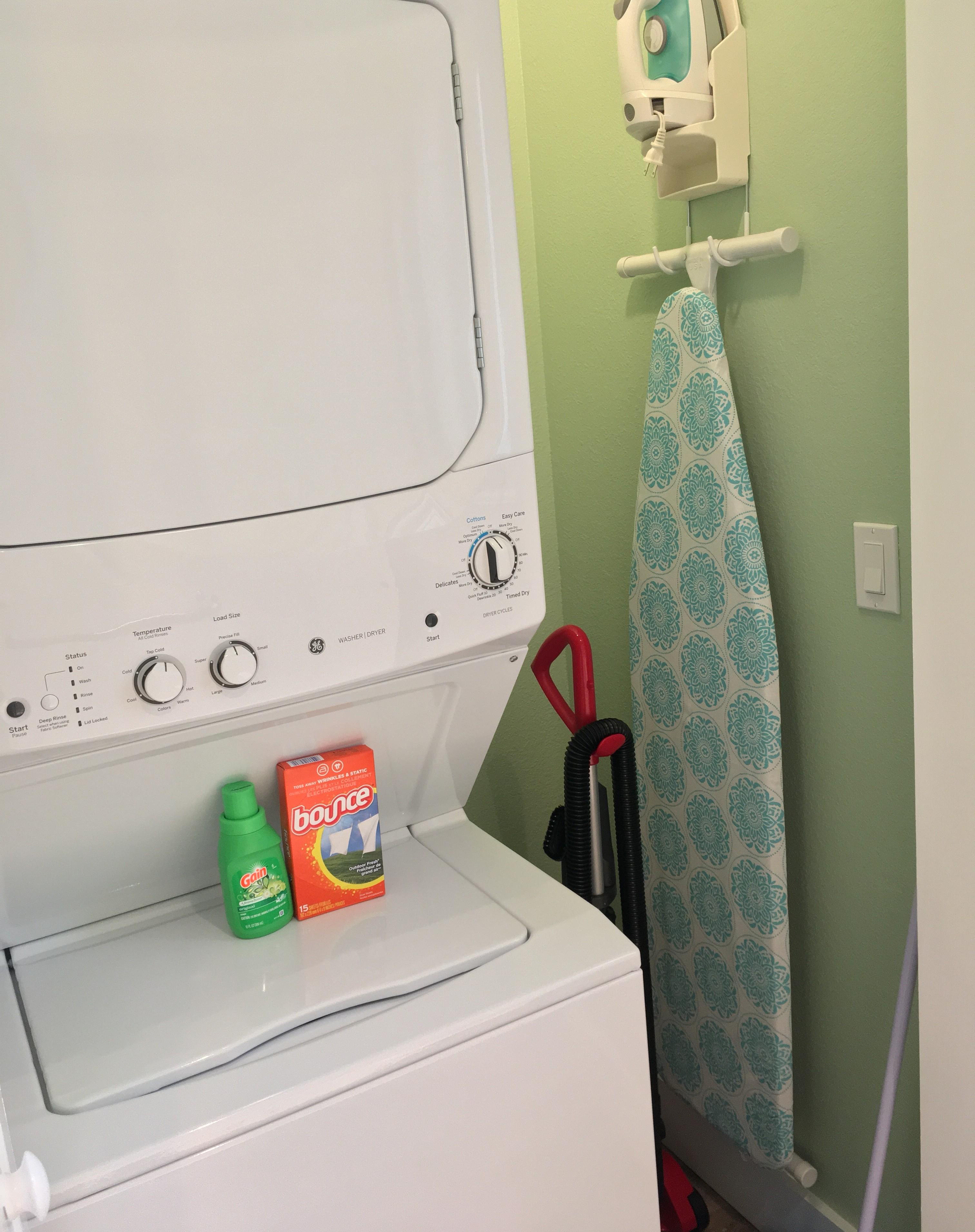 Cottage Utility Closet