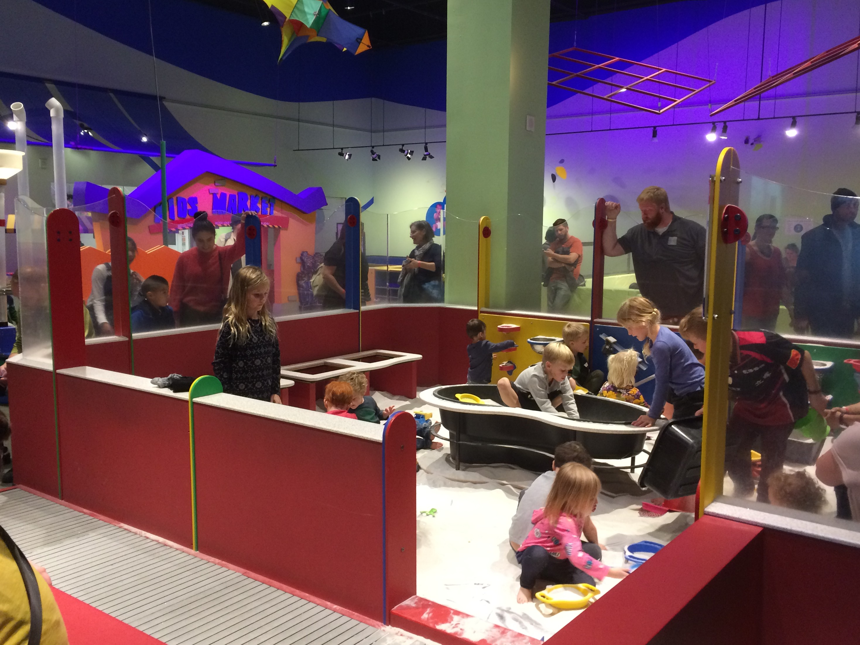 Science Playground at OMSI