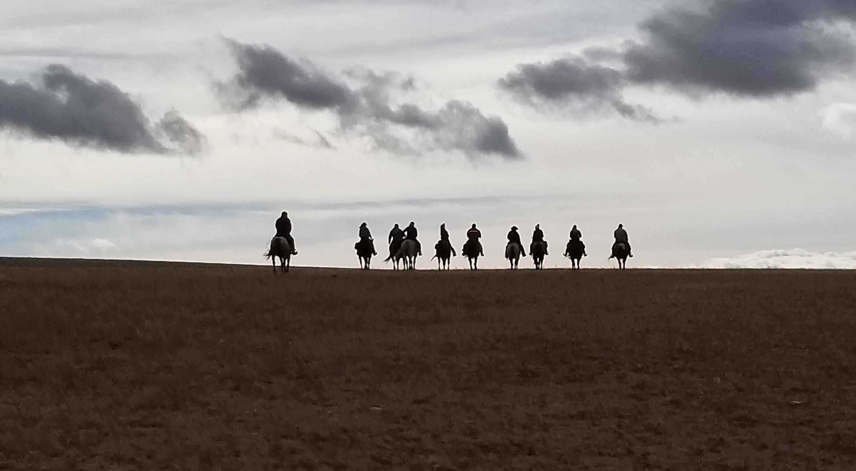 Montana Horseback Riding Vacations | Bear Creek Guest Ranch