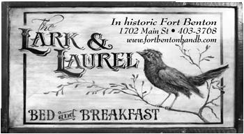 The Lark & Laurel Bed and Breakfast