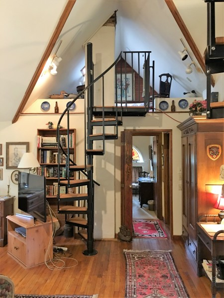 The Loft Rooms>