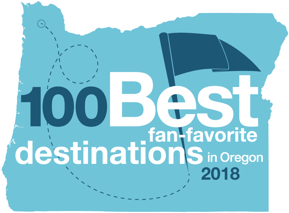 #7 on Best Fan Favorite Destinations in Oregon