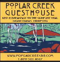 Poplar Creek Guesthouse B&B