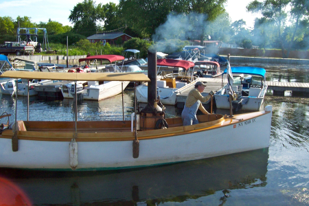 Steam Boats