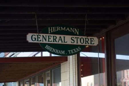 Downtown Brenham Shopping