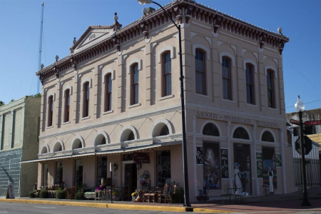 Downtown Brenham Shopping