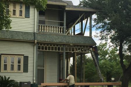 Porches Renovation