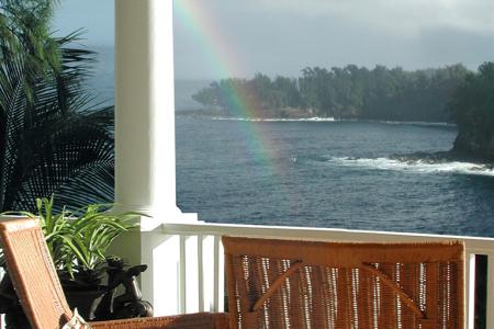 Rainbows and Sunrise