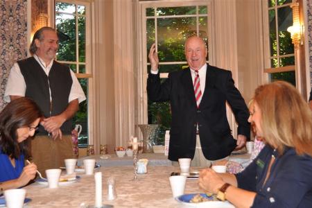 Wayne Business Association Meeting