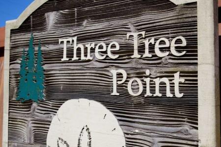 Around Three Tree Point Bed & Breakfast