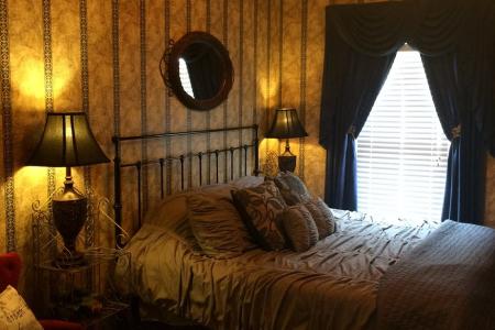 Inn Rooms Sleeper Car King Bed 1st Floor Main House