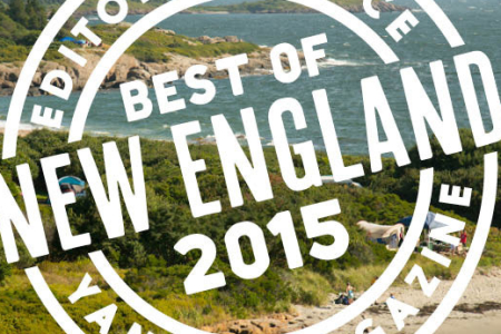 2015 Best New England B&B