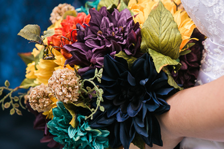 Wedding Flowers and Special Extra Touches