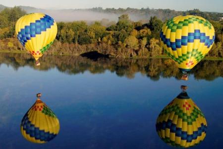 Bicycling / Rafting / Balooning