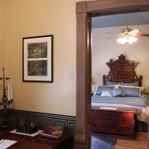 Verona Suite bed headboard