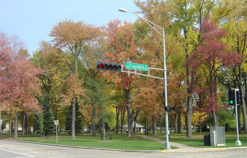 Fall in the Fox Cities