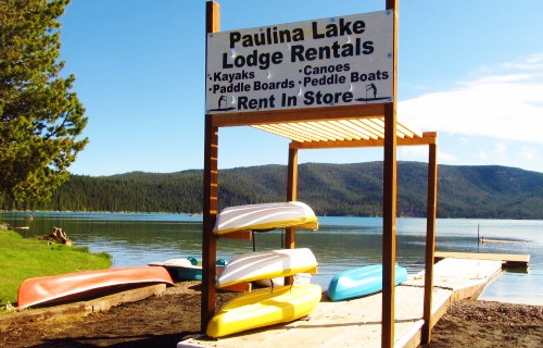 Paulina Lake Lodge Annual Boat Regatta