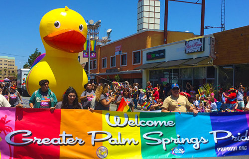 The Best Ways to Enjoy Palm Springs Pride Celebrations