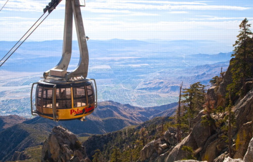 You'll Never Forget The Palm Springs Aerial Tramway