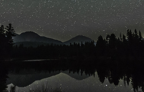 Star Gazing and Eclipse Viewing at Lassen Volcanic Park