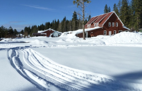 Our Favorite Winter Activities in Lassen Volcanic Park