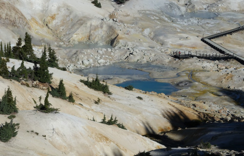 Bumpass Hell Trail to be Closed October 16th