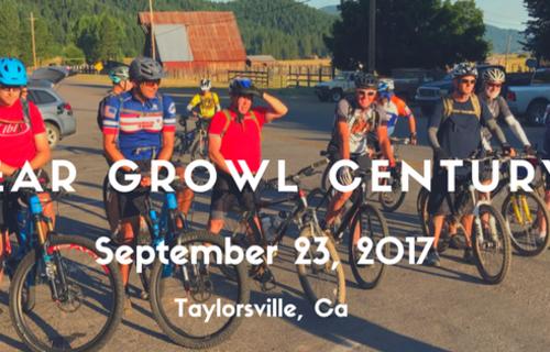 Bear Growl Century Bike Ride