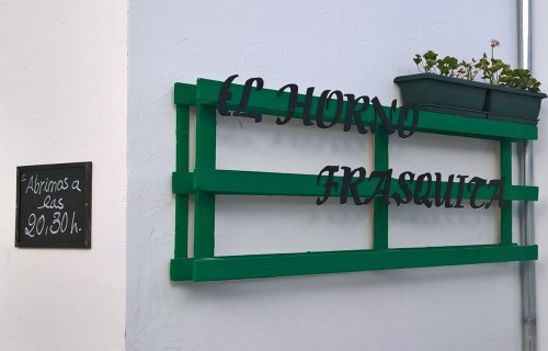 New Bar in Cartajima