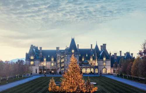 Candlelight Christmas at Biltmore