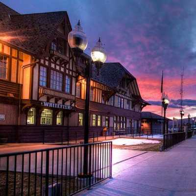 Whitefish Amtrak Station
