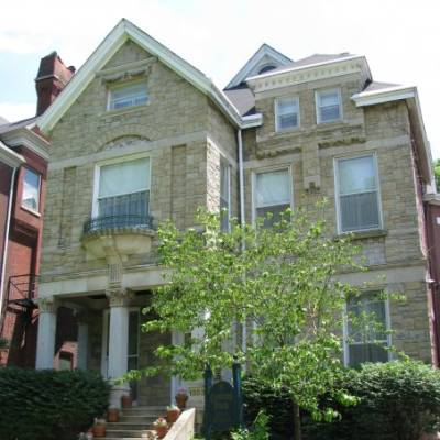Central Park Bed And Breakfast Louisville Ky