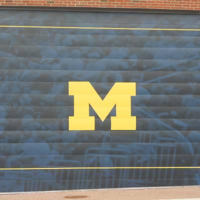 University Of Michigan Big House