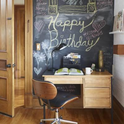 Quirky desk