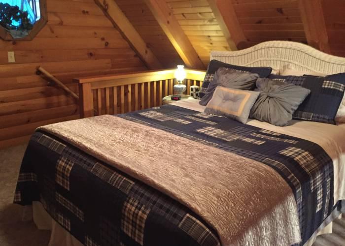 Grapevine bedroom