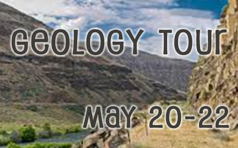 Exploring the Mid-Columbia Basin GEOLOGY TOUR | MAY 20-22
